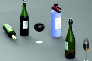 Conserva tus vinos y espumosos como recién abiertos.